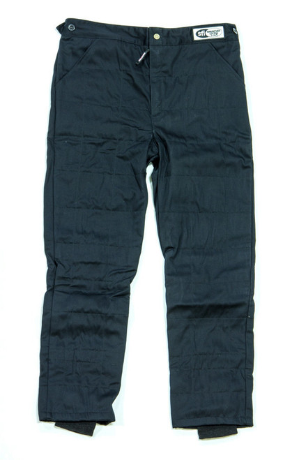 G-Force 4527XXXBK GF525 Pants Only 3X- Large Black