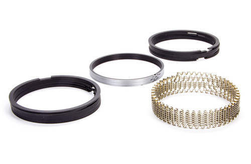 Hastings 6830 Piston Ring Set 4-Cyl. 87.20mm Bore