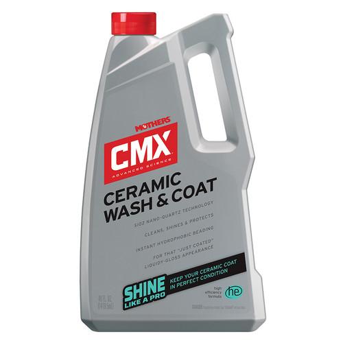 Mothers 01548 CMX Ceramic Wash & Coat 48 Oz.