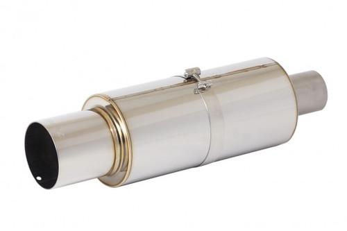 A'PEXi 156-A101 Universal Muffler
