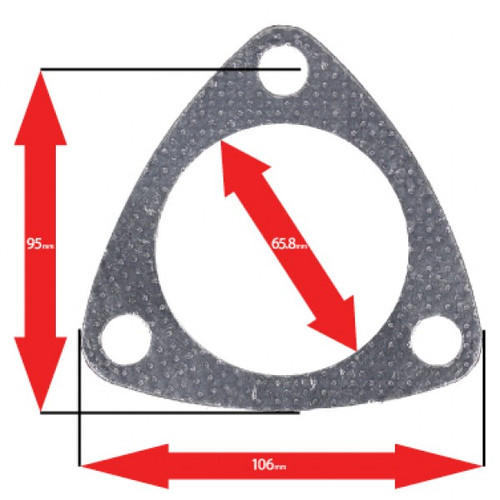 A'PEXi 199-A017 Muffler Accessories