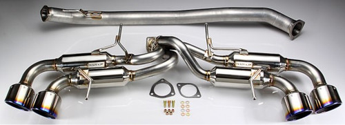 A'PEXi 113BN031 RS EVO Extreme Muffler