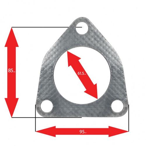 A'PEXi 199-A015 Muffler Accessories