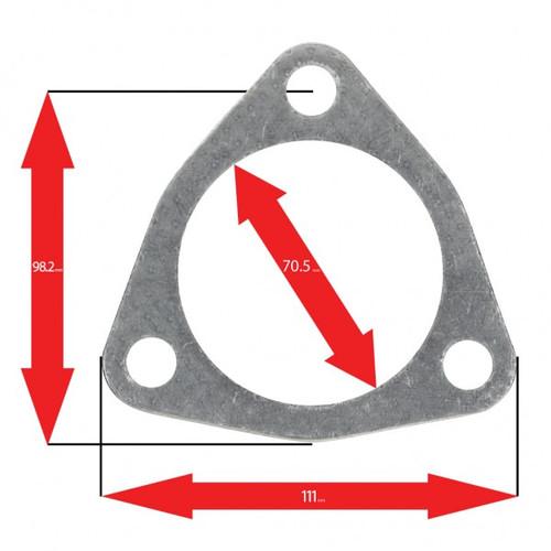 A'PEXi 199-A028 Muffler Accessories