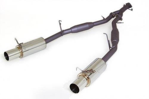 A'PEXi 163-KZ01 N-1 Dual Muffler