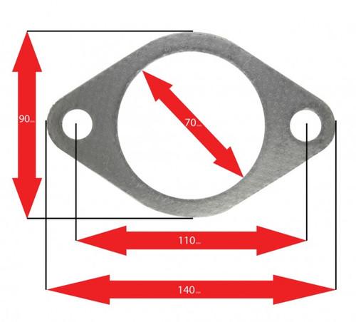 A'PEXi 199-A011 Muffler Accessories
