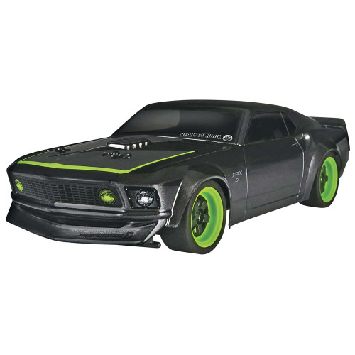 HPI Racing 112468 MICRO RS4 1969 FORD MUSTANG RTR-X