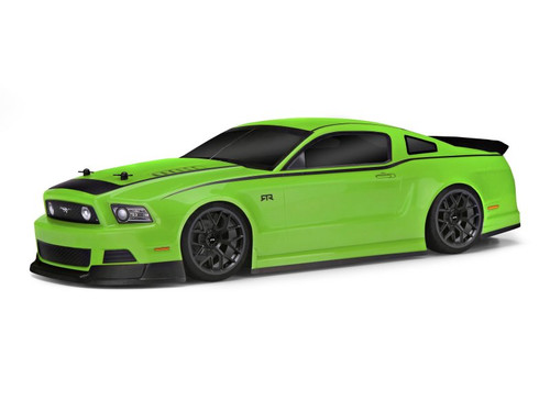 HPI Racing 113122 2014 Ford Mustang RTR Body (200mm)