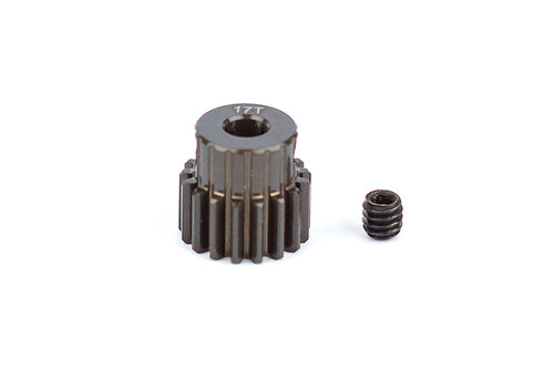 """Team Associated 1335 FT Aluminum Pinion Gear, 17T 48P, 1/8"""" shaft"""