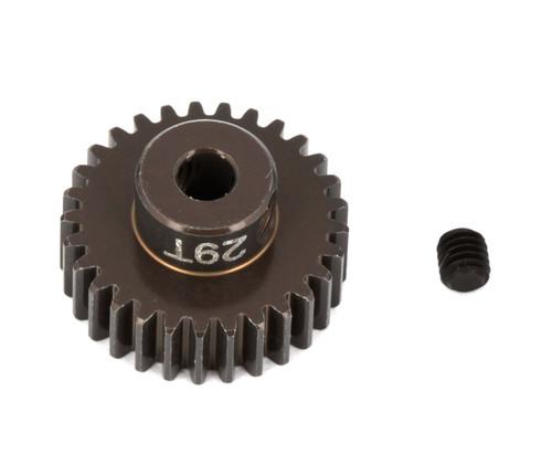 """Team Associated 1347 FT Aluminum Pinion Gear, 29T 48P, 1/8"""" shaft"""