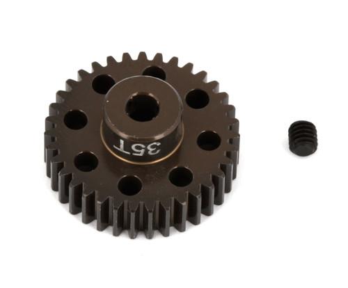 """Team Associated 1350 FT Aluminum Pinion Gear, 32T 48P, 1/8"""" shaft"""