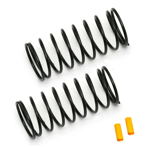 Team Associated 91331 12mm Front Spring, Yellow, 3.75 lb