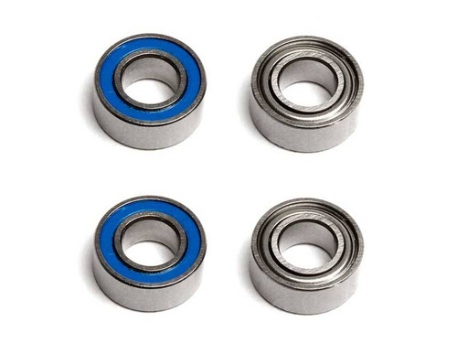 Team Associated 91562 6X13X5mm Factory Team Bearing (Qty 4)