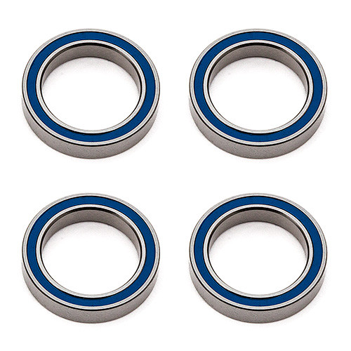 Team Associated 91566 Factory Team Bearings 15x21x4mm (4)