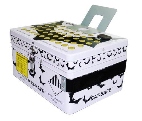 BAT-SAFE BATSAFE Bat-Safe LiPo Battery Charging Safe Box