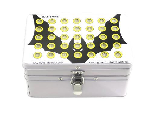 BAT-SAFE BATSAFEMINI Mini Bat Safe LiPo Battery Charging Safe Box