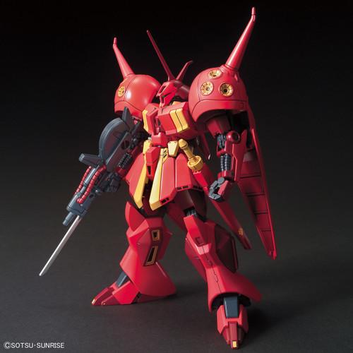 """Bandai 5055716 #220 R-Jarja """"ZZ Gundam"""", Bandai HGUC"""