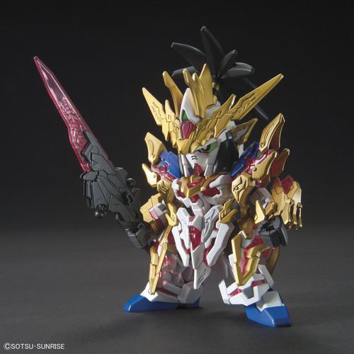 "Bandai 5056753 Liu Bei Unicorn Gundam  ""SD Sangoku Soketsuden"", Bandai SD"