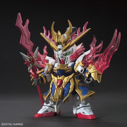 "Bandai 5056754 Zhang Fei God Gundam  ""SD Sangoku Soketsuden"", Bandai SD"
