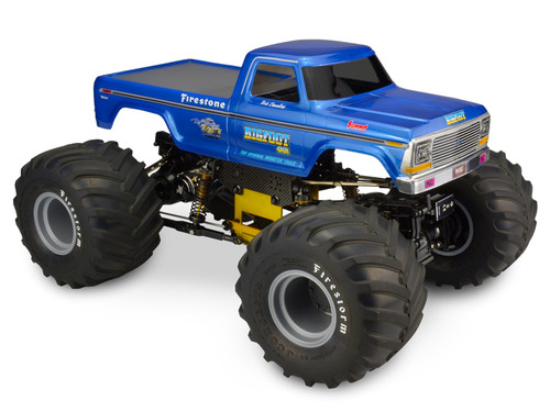 J Concepts 0305 1979 Ford F-250 Monster Truck Body w/ Bumpers
