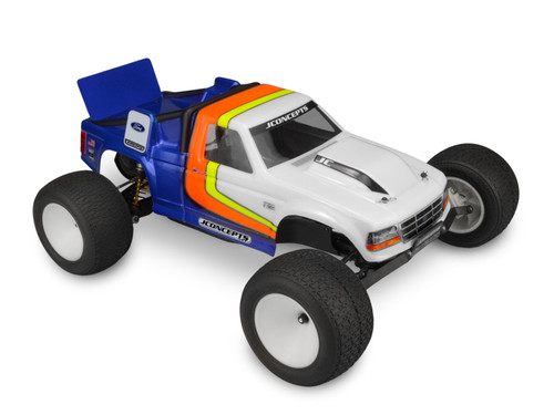 J Concepts 0307 1993 Ford F-150 RC10T Vintage Team Truck Body