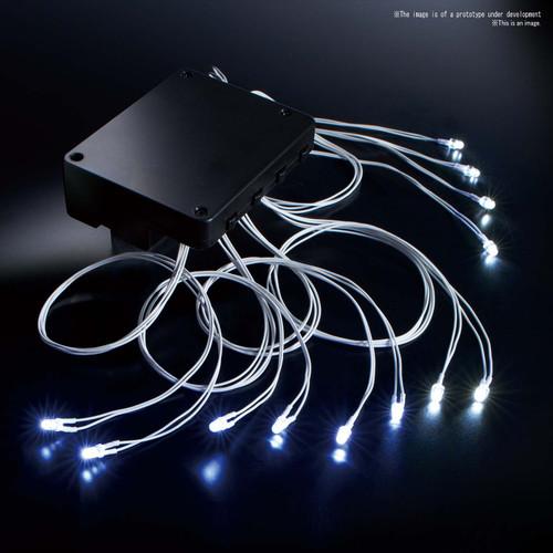 Bandai 5058225 LED Unit [White] 12 Light , Bandai Spirits