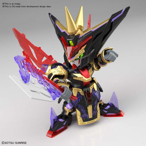 "Bandai 5058302 #26 Dian Wei Master Gundam ""SD Sangoku Soketsuden"""