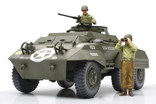Tamiya 32556 1/48 US M20 Armored Utility Car