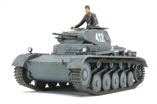 Tamiya 32570 1/48 German Panzer II A/B/C