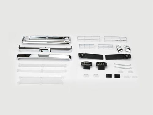 Carisma 15989 1976 F-150 Plastic Body Parts Set: SCA-1E (324mm)