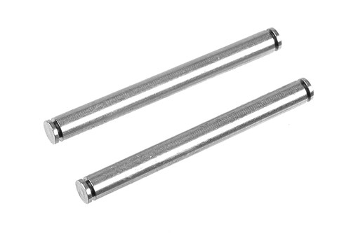 Corally 00110-015 King Pin SSX-10 - Steel - 2 pcs