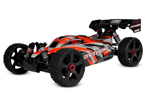 Corally 00181 1/8 Python XP 4WD Buggy 6S Brushless RTR (No Battery or