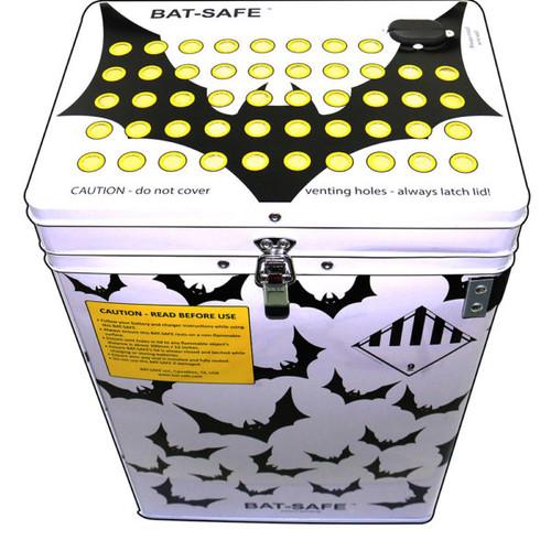 BAT-SAFE BATSAFEXL Bat-Safe XL LiPo Battery Charging Safe Box