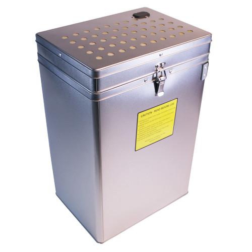 BAT-SAFE BATSAFEXLS Bat-Safe XL LiPo Battery Charging Safe Box, Un-painted