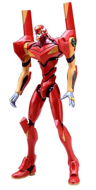 "Bandai 054296 #002 EVA-02 Production Model (Asuka),""Evangelion"", Bandai"
