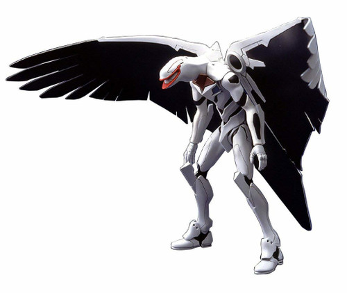 "Bandai 055850 #008 EVA-05 Mass Production Model ""Evangelion"", Bandai HG"