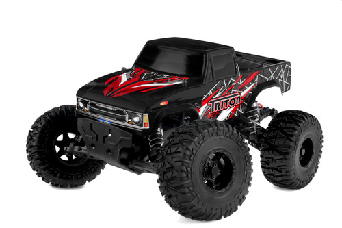 Corally 00251 1/10 Triton XP 2WD Monster Truck Brushless RTR (No