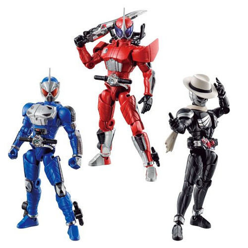 Bandai 39354 So Do Kamen Rider W Unstoppable A / Under the Wall