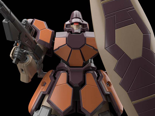"""Bandai 5057575 #223 Maganac """"Gundam Wing"""", Bandai HGAC 1/144"""