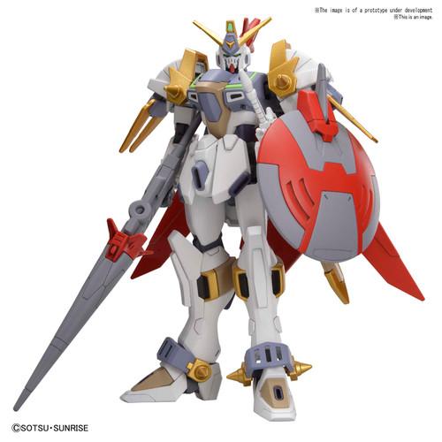 Bandai 5058203 #04 Gundam Justice Knight Build Divers RE:Rise HGBD:R