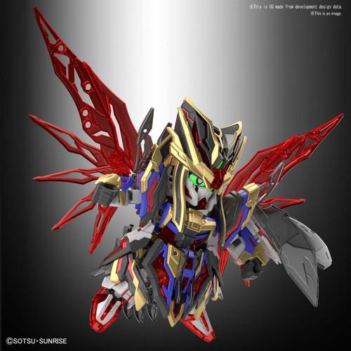 "Bandai 5058207 Sima Yi Destiny Gundam  ""SD Sangoku Soketsuden"", Bandai"