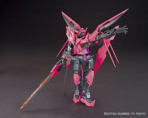 Bandai 5058791 HGBF 1/144 Gundam Exia Dark Matter