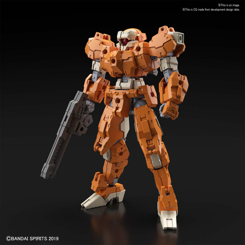 "Bandai 5060265 #24 eEXM-21 Rabiot (Orange) ""30MM"" Bandai Spirits 30 MM"