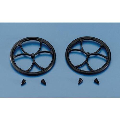 "Dubro 250ML 2.5"" Micro Lite Wheels (2)"