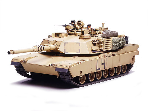 Tamiya 35269 1/35 M1A2 Abrams Main Battle Tank