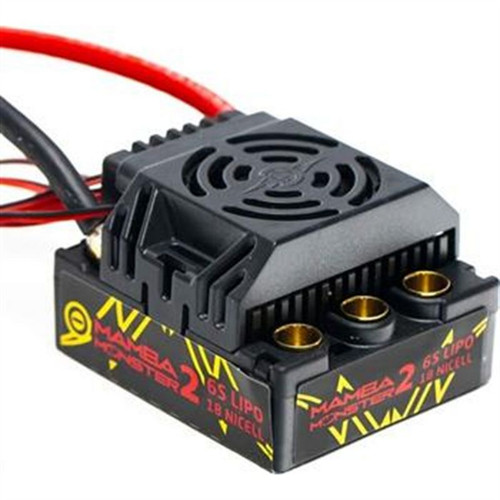 Castle Creations 010-0108-00 1/8 Mamba Monster 2 Extreme ESC Waterproof