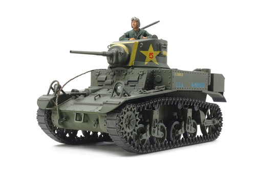 Tamiya 35360 1/35 US Light Tank M3 Stuart