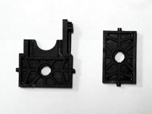 DHK Hobby 8138-201 Spur Gear Mounting Plates A/B - Wolf 2 / Raz-R 2