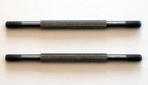 DHK Hobby 8138-6Z1 Steering Linkage (2 pcs) - Wolf 2 / Raz-R 2