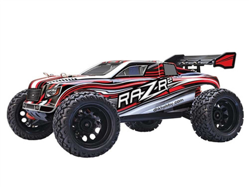 DHK Hobby 8141 Raz-R 2 1/10 4WD Truck RTR wit with Battery and Charger